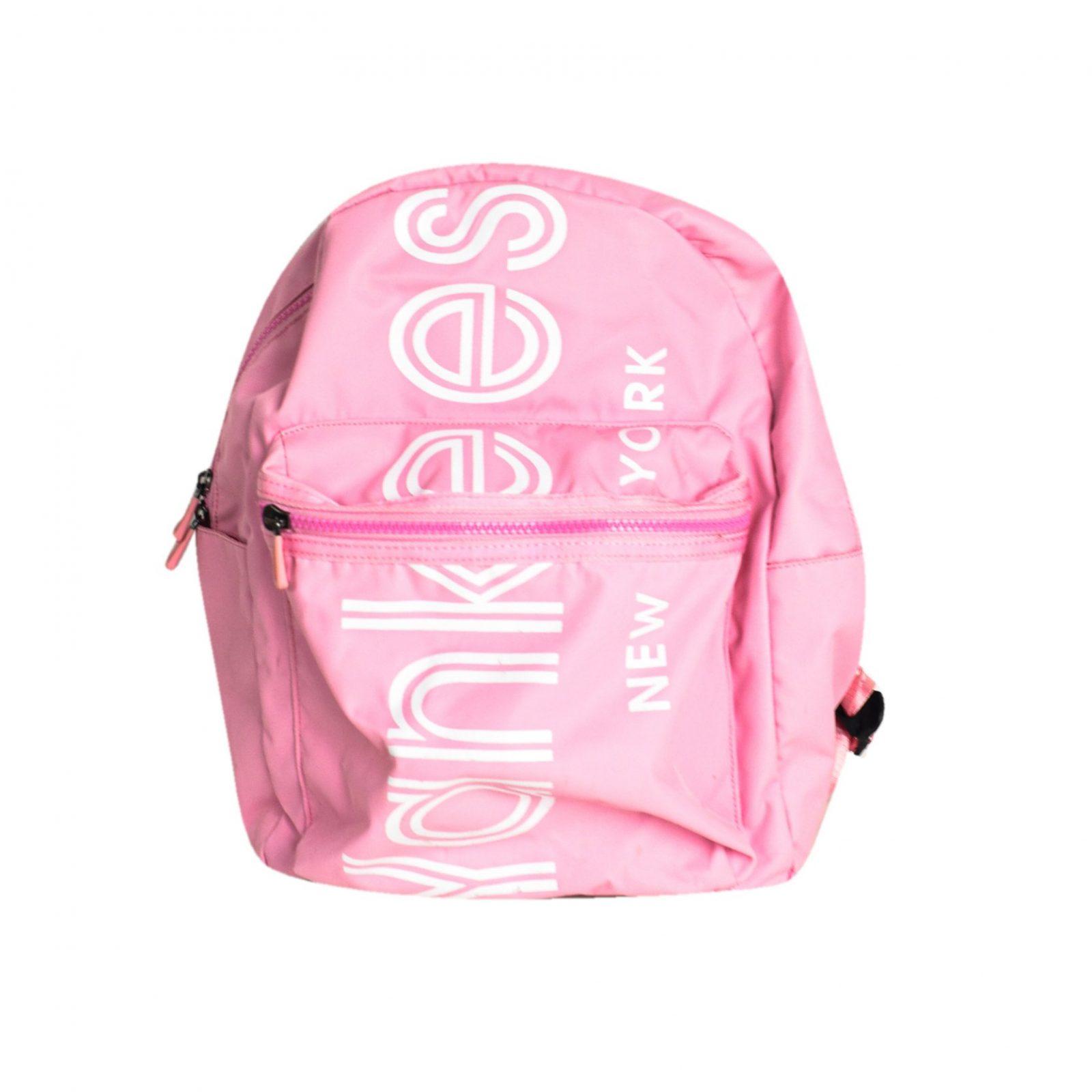 pink mlb bag