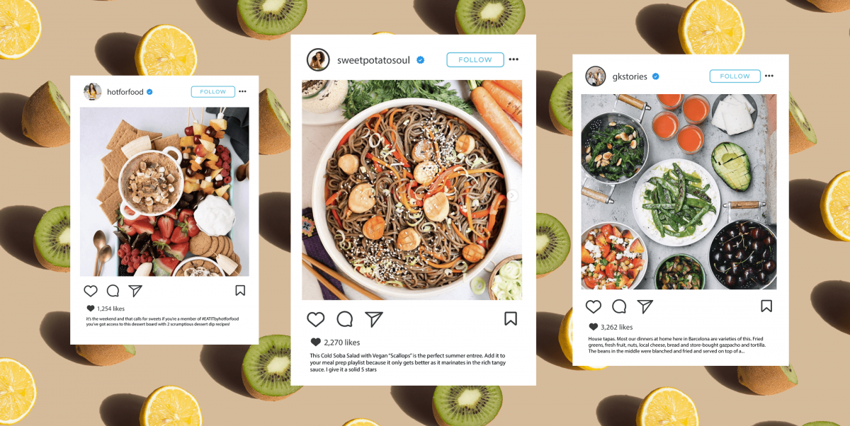 best accounts to follow for plant-based inspiration
