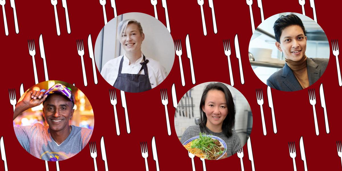 vegan met gala chefs