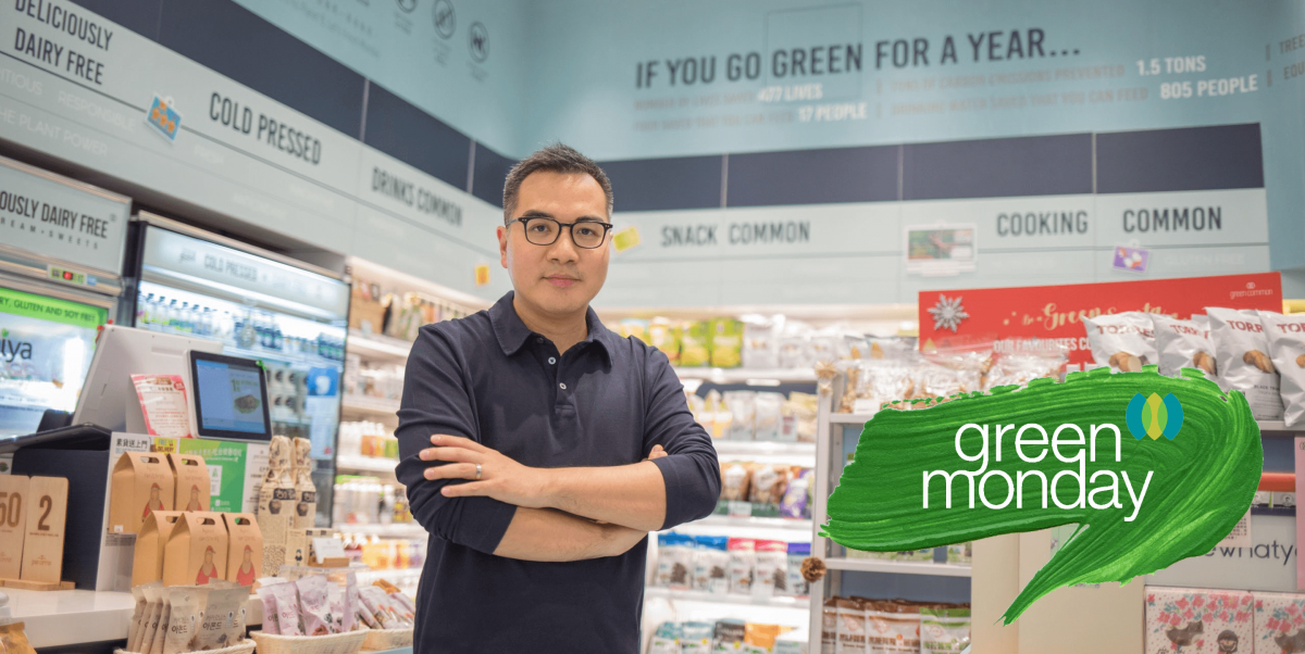 8 shades with david yeung of green monday