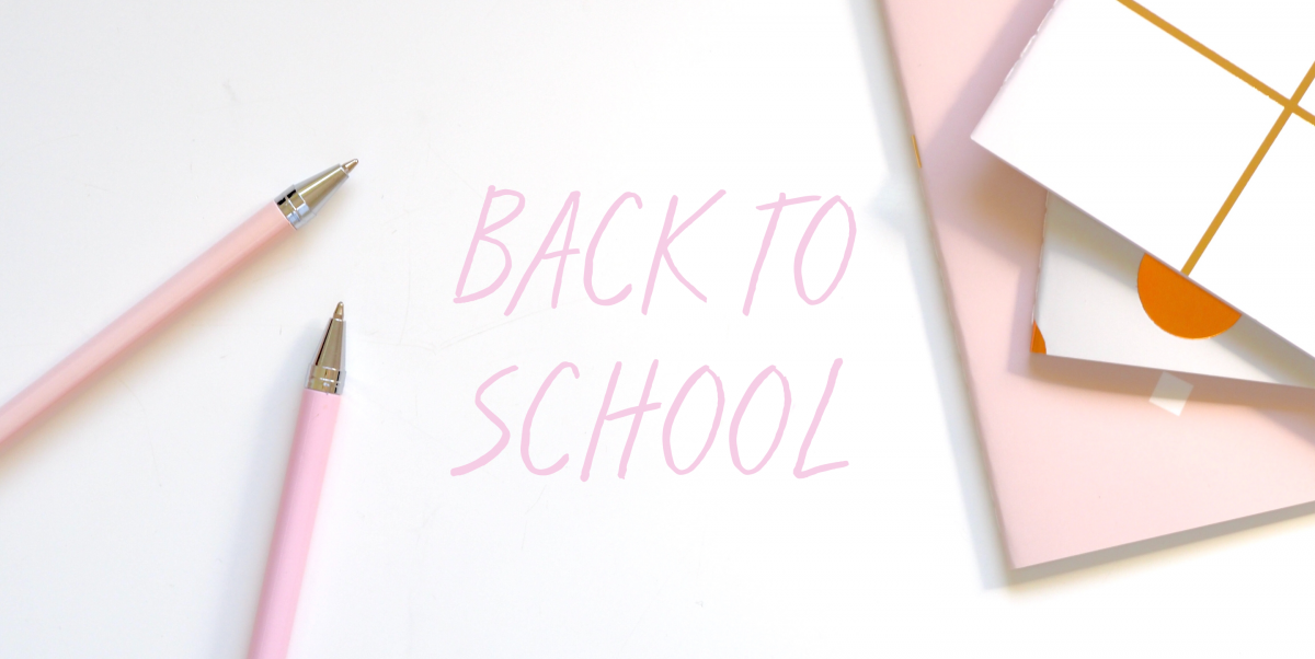 back to school sustainable stationery