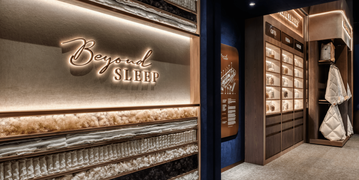 beyond sleep store