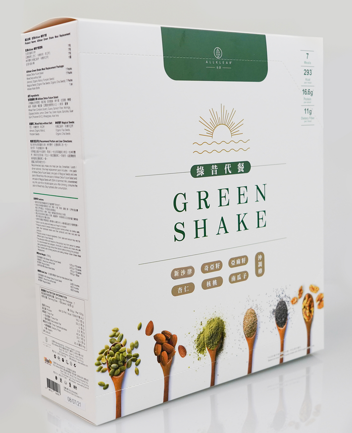 allklear meal replacement shake