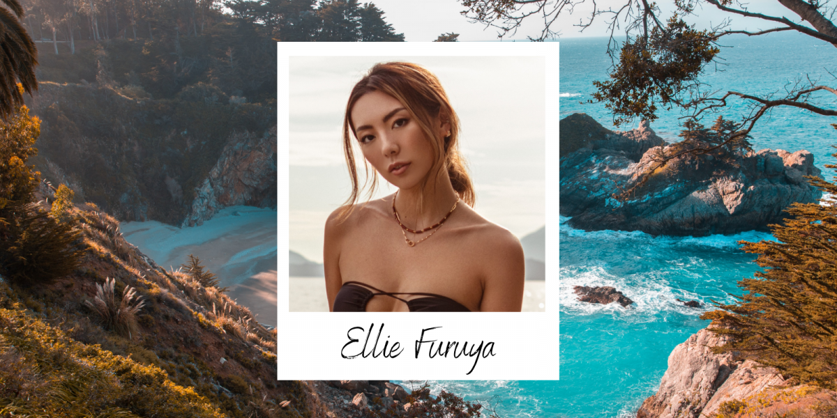 Ellie Furuya Rii Swim