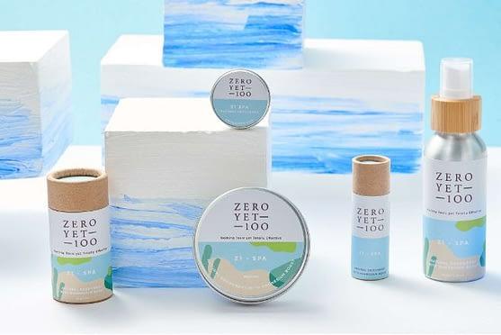 zero yet 100 natural deodorant
