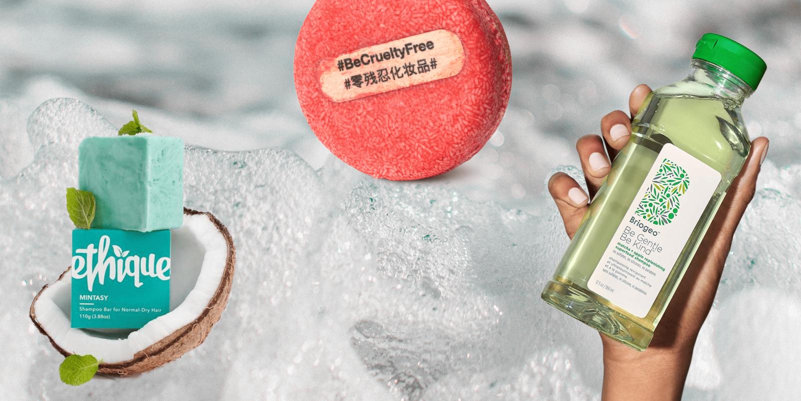 sustainable shampoos hong kong